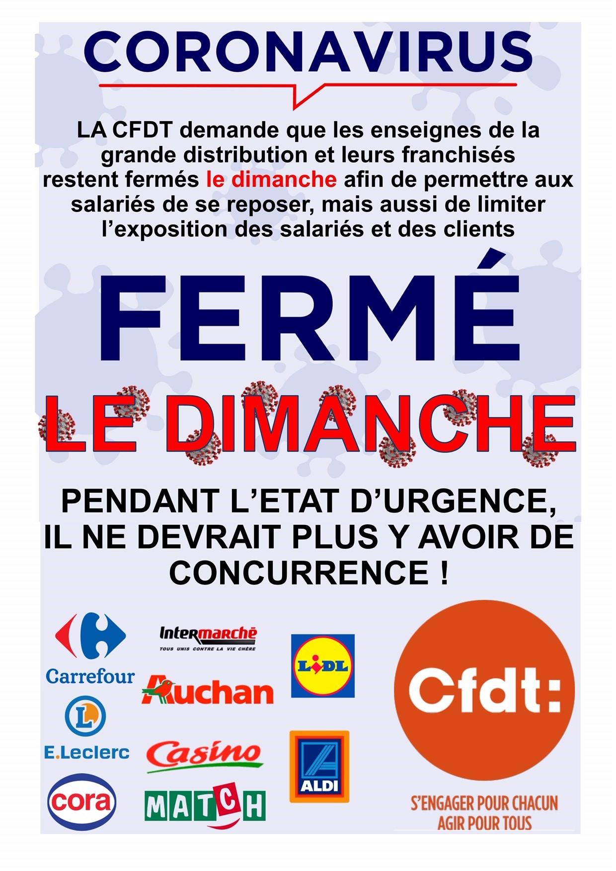 covid Carrefour
